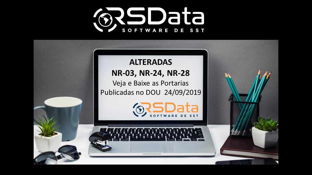ALTERADASNR-03, NR-24, NR-28