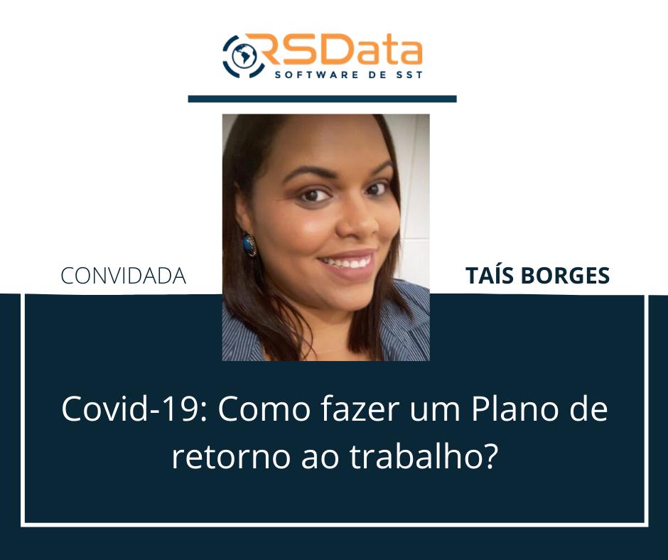 Covid-19: Como fazer um Plano de retorno ao trabalho?
