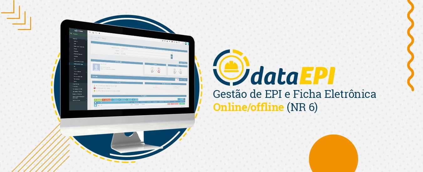 Software para entrega de EPI online/offline